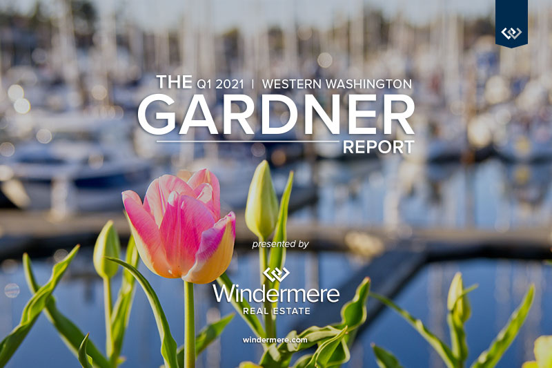 Q1 2021 Western Washington Real Estate Market Trends